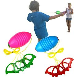 Zip and Zoom Ball Game – Fitness Sliding Ball Games For Kids, Teens and Adults – Slider Activity Upper Body Workout Sport Exerciser – Bilateral Coordination Family Toy.