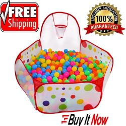 Large Ball Tent Baby Toy Stages Learn Laugh Toddler Kids Boys Girls Educational