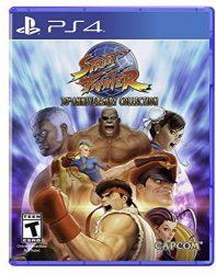 Street Fighter 30th Anniversary Collection – PlayStation 4 Standard Edition