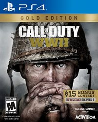 Call of Duty: WWII Gold Edition – PlayStation 4