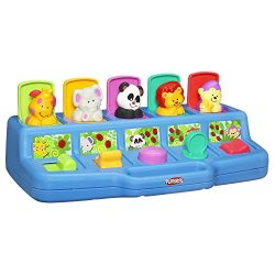 Playskool Play Favorites Busy Poppin' Pals, Pop Up Activity, Ages 9 months and up (Amazon Exclusive)