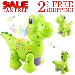 Toddler Toys Boys Girls Dinosaur Music 12 18 24 36 Month Age Toddler Cool Toy