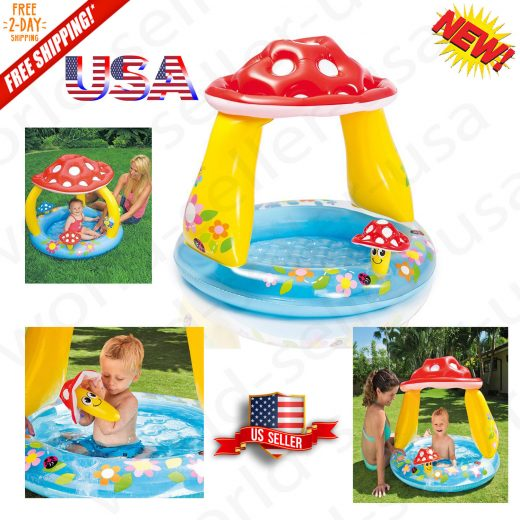 New Inflatable Bath Pool Baby Toy Laugh Toddler Kids Boys Girls Educational Play