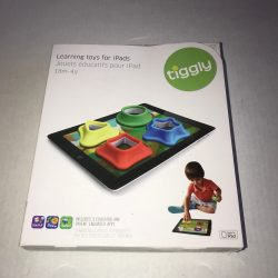 Tiggly Shapes Interactive Learning Games Spatial Thinking Motor Skills NEW OTHER