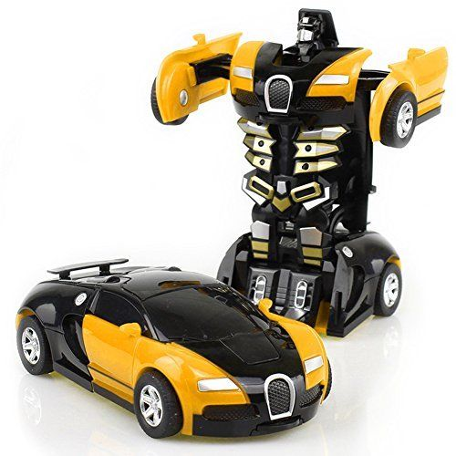 Toys For Boys Robot Transformers Car Kids Toddler Cool Toy Great Gift Idea! New!