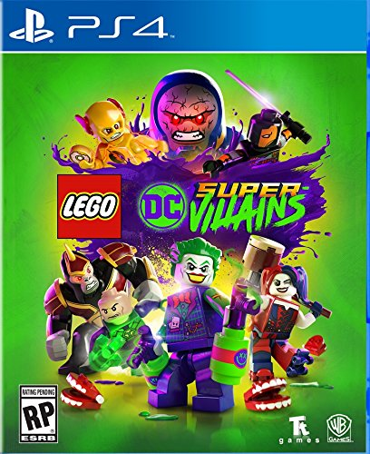 LEGO DC Supervillains – PlayStation 4