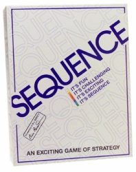 Sequence Game by Jax – Strategy Board Game New, Free Expedited Shipping No Tax