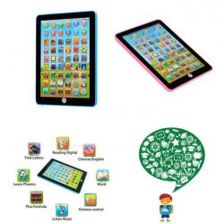 Baby Tablet Educational Teach Toys 1 2 Year Old Toddler Learning English OY