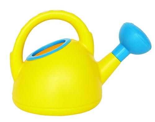 Hape Sand & Sun Beach Toys Watering Can in Yellow