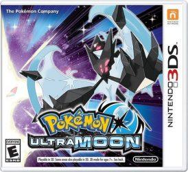 Pokémon Ultra Moon – Nintendo 3DS