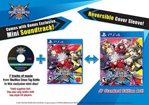BlazBlue: Cross Tag Battle – PlayStation 4