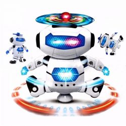 Toys For Boys Kids Toddler Singing Dancing Moving Rotating Robot Cool Friend USA