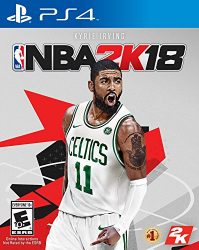 Nba 2K18 Standard Edition – PlayStation 4