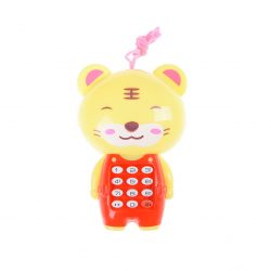 Cartoon Music Phone Baby Toys  Educational Learning Toy Phone Gift for Kids QY