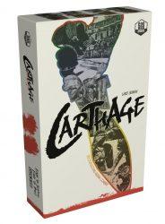 Carthage: The Deckbuilding Board Game [SAS Creative, Miniatures 1-5 Players] NEW