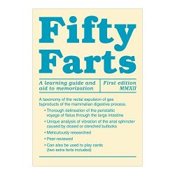 Knock Knock Fifty Farts Card Deck