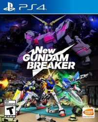 New Gundam Breaker – PlayStation 4