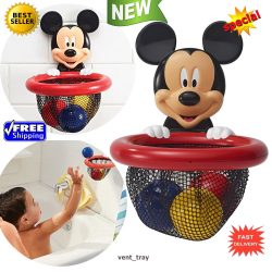 Disney Mickey Mouse Toddler Baby Toys Boys Girls Bath Ball 12 18 24 36 Month Age