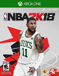 Nba 2K18 Standard Edition – Xbox One