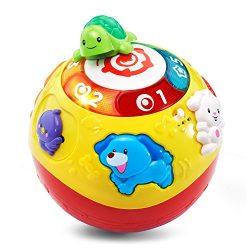 VTech Wiggle & Crawl Ball Toy