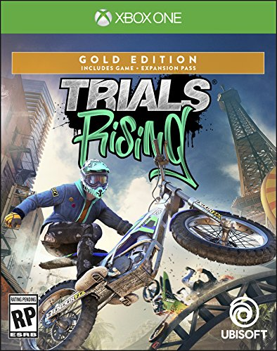 Trials Rising Gold Edition – Xbox One Gold Edition