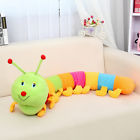 Cute Fashion Colorful Inchworm Soft Lovely Child Baby Toy Doll Kids Gift Toys