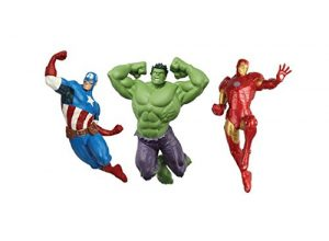 SwimWays Marvel Avengers Assemble Dive Characters