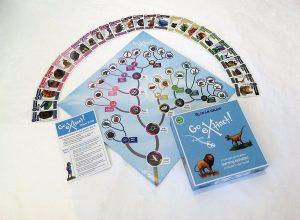 Go Extinct! Board Game by STEAM Galaxy
