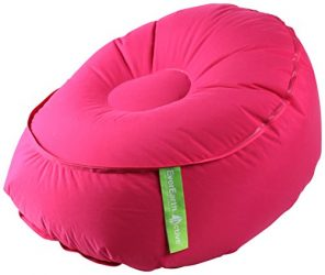 EverEarth Ezair Rangi Inflatable Chair, pink
