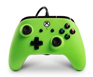 PowerA Enhanced Wired Controller for Xbox One – Green – Xbox One