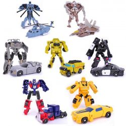 Transformers Robot Human Cars Classic Kids Children Boys Girls Fun Toy Gifts S