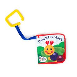 Baby Einstein Explore and Discover Soft Book Toy