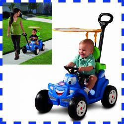 Ride On Toys For Girls/Boys Toddlers Riding 1-4 Year Old Gifts Baby 2-in-1 Cozy