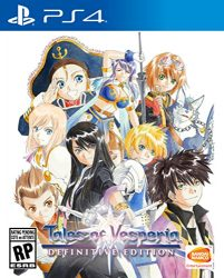 Tales of Vesperia – Definitive Edition – PlayStation 4