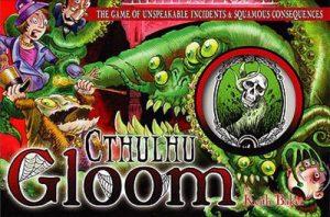 Cthulhu Gloom Card Game by Atlas Games ATG 1330