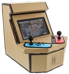 Nyko Retro Acrade Kit – Nintendo Switch