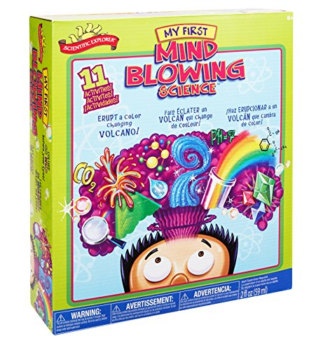 Scientific Explorer My First Mind Blowing Science Kit