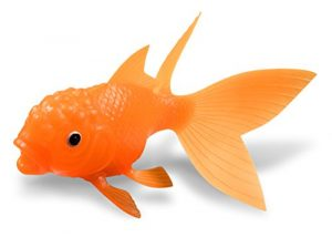 Fred KOI TOY Light-Up Bath Goldfish