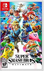 Super Smash Bros. Ultimate – Nintendo Switch