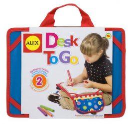 ALEX Toys Artist Studio Desk To Go