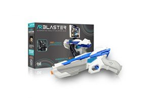 AR Blaster – 360° Augmented Reality Video Game – Smart Phone Toy Gun Controller for iPhone & Android phones – Bluetooth 4.2 – for Boys and Girls, Kid's, Teens and Adults
