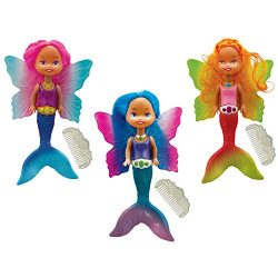 SwimWays Fairy Tails Bath Toys