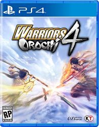 Warriors Orochi 4 – PlayStation 4