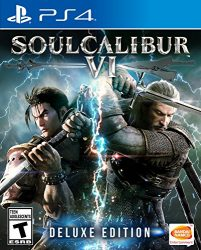 Soulcalibur VI – PlayStation 4 Deluxe Edition
