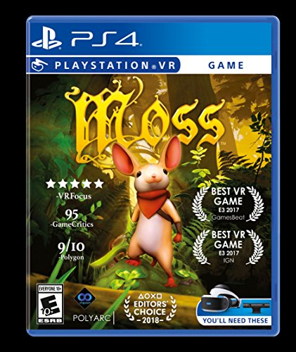 Moss – PlayStation 4