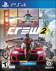 The Crew 2 – PlayStation 4