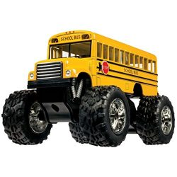 Toysmith Monster Bus, 5″