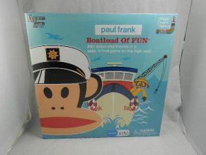 PAUL FRANK BOATLOAD OF FUN BROAD GAME AGE 3+ UNIVERSITY GAMES PLAY'N LEARN