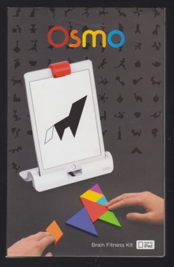 Osmo Brain Fitness Learning Game Kit *NEW SEALED