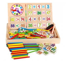 Toddler Early Educational  Intellectual Developmental Math Number Counting Toy